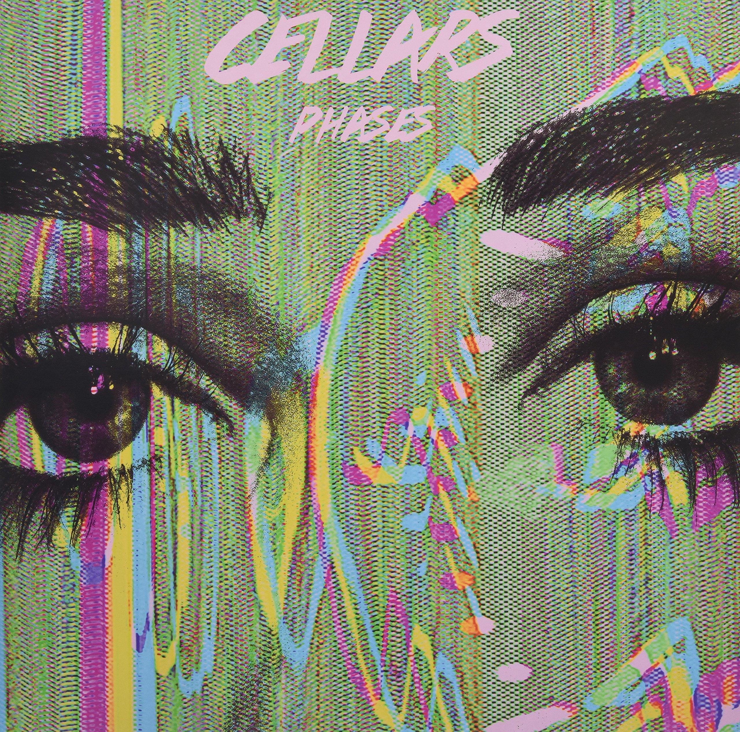 Vinilo : Cellars - Phases (LP Vinyl)