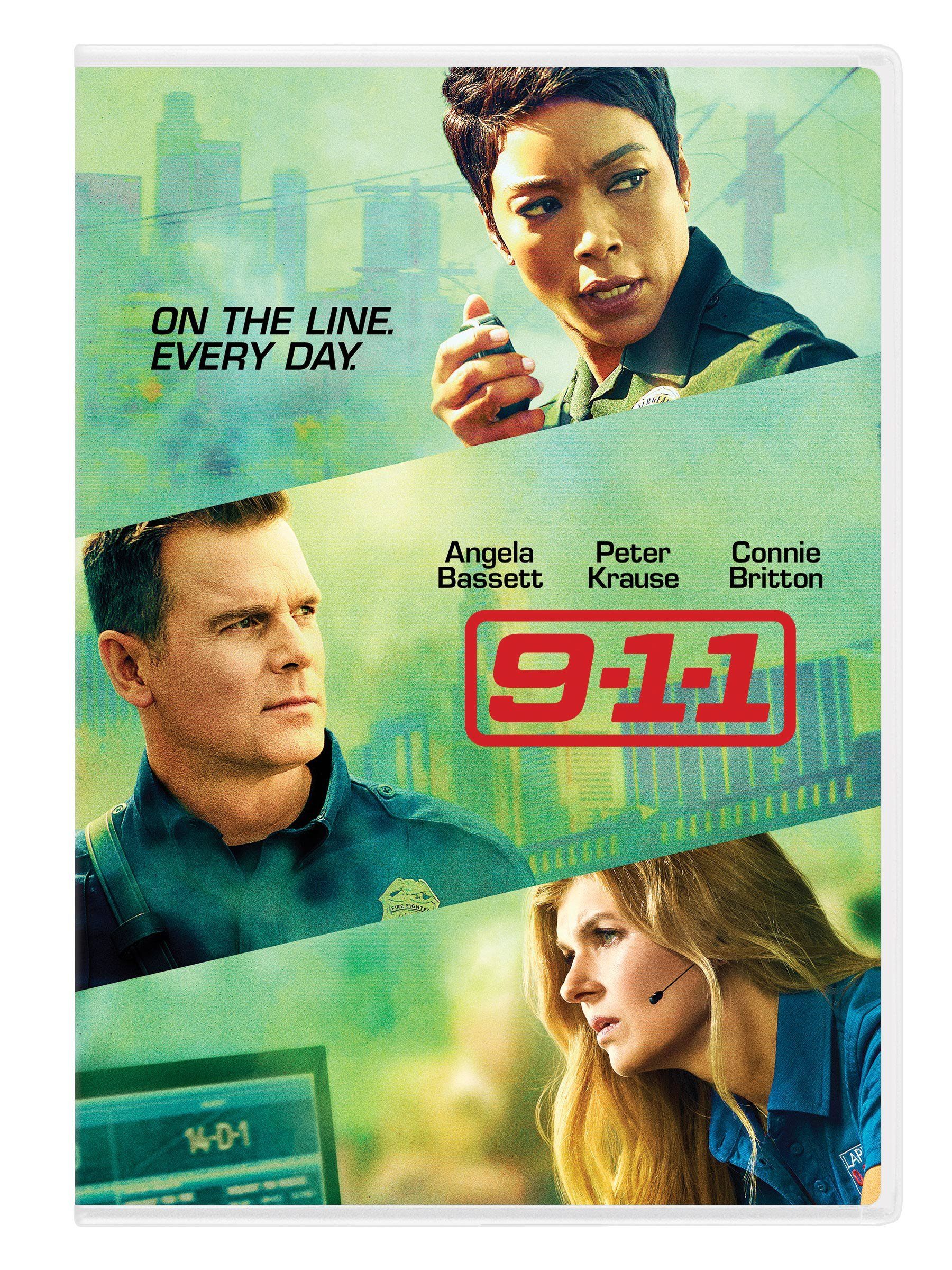 DVD : 9-1-1 (Subtitled, Widescreen, Dolby)