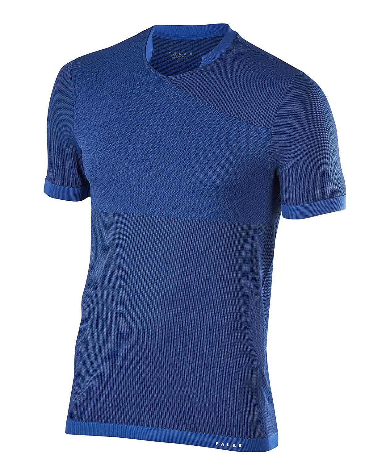 FALKE Herren Shortsleeved Shirt Fitness Men Sportbekleidung