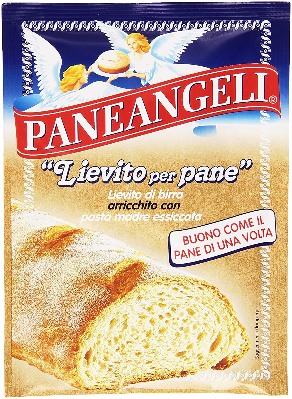 Paneangeli - Levadura de cerveza para pan, enriquecida con pasta ...