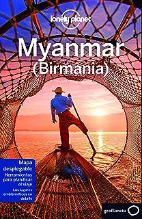 Myanmar 4 (Lonely Planet-Guías de país nº 1)