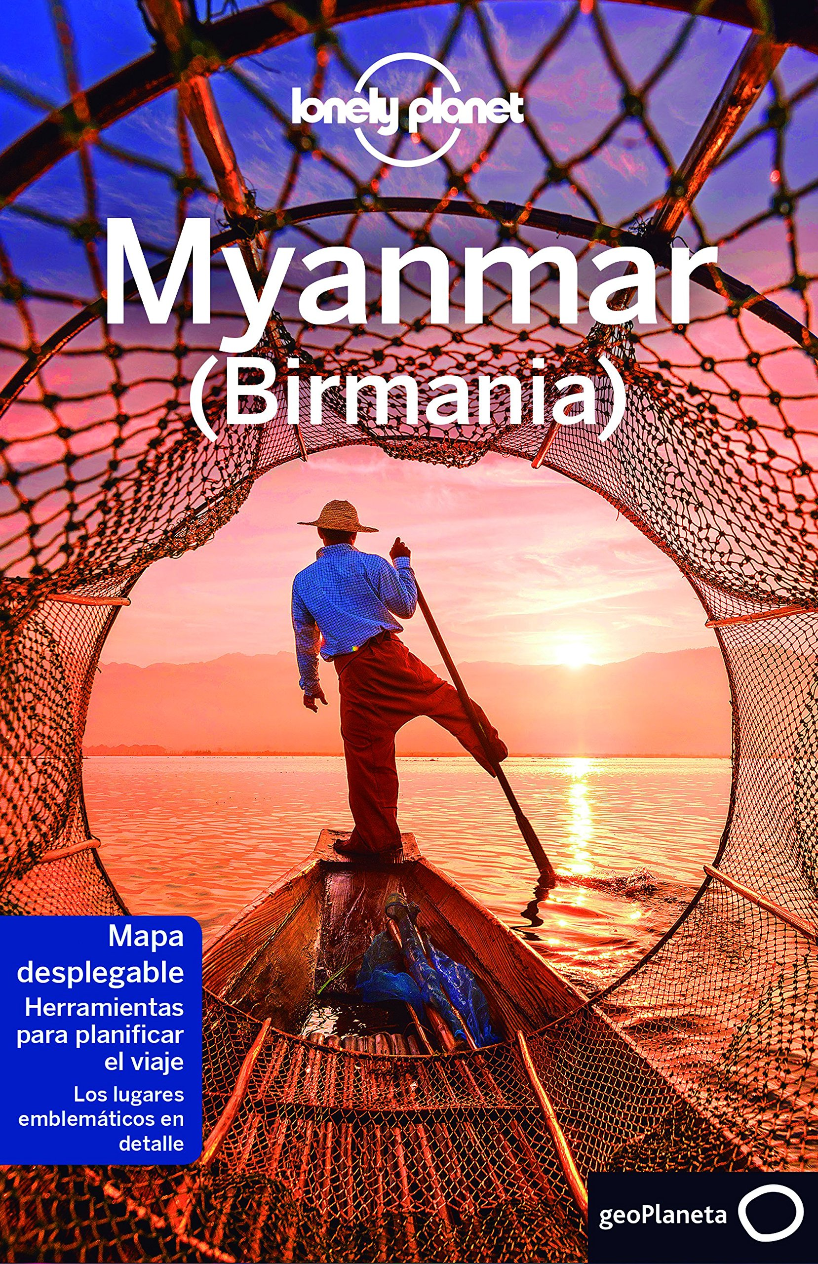Myanmar 4 (Guías de País Lonely Planet) Tapa blanda – 17 oct 2017 Simon Richmond David Eimer Adam Karlin Nick Ray