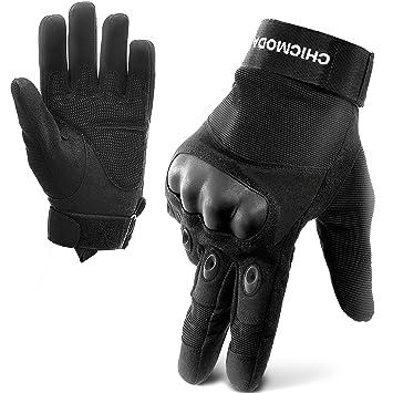 CHICMODA Tactical Moto guantes multifuncionales bicicleta para deporte combate motocicleta ciclismo al aire libre CS campo