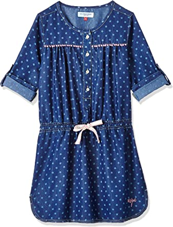 US Polo Assn. Girls' Dress Girls' Dresses & Jumpsuits at amazon