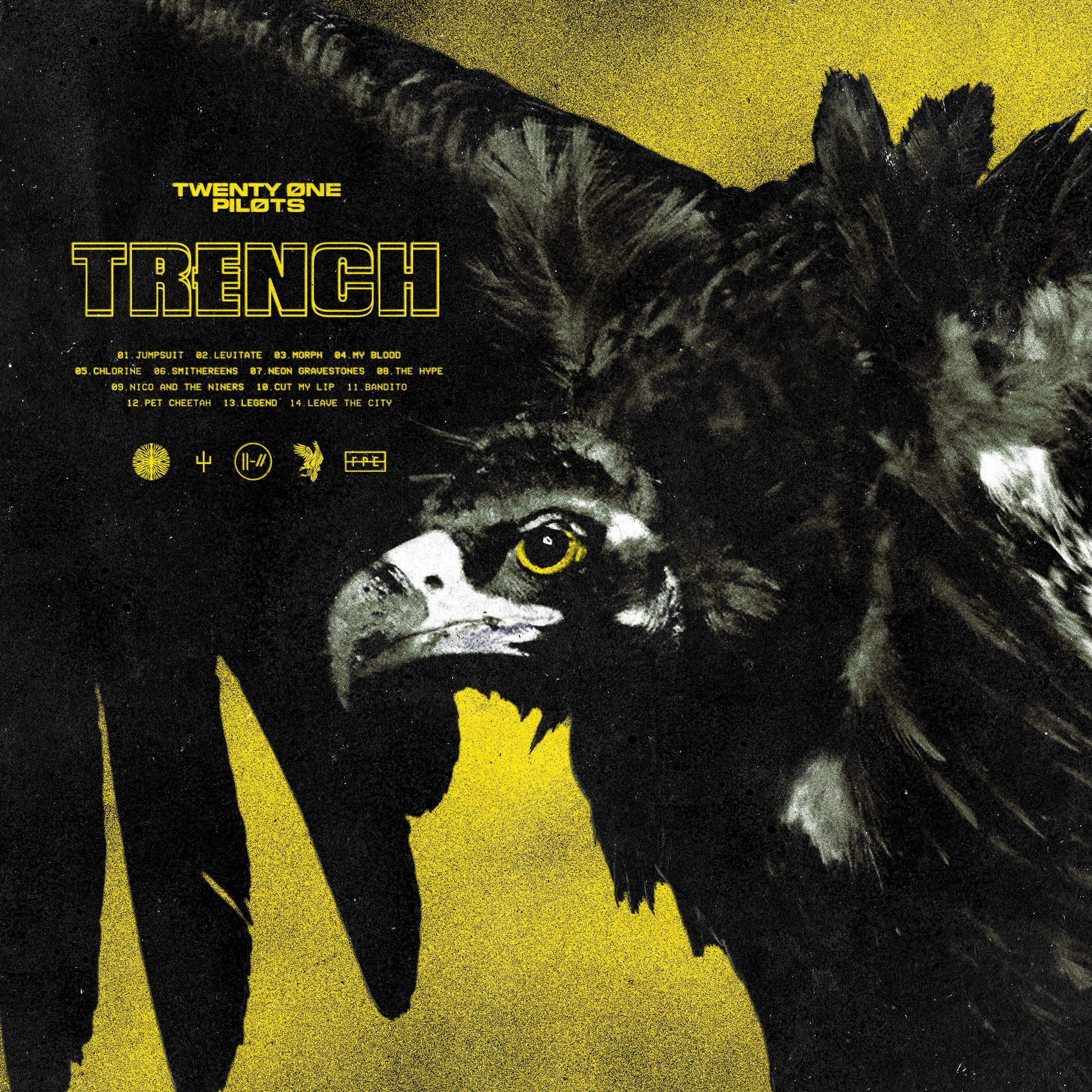 Vinilo : Twenty One Pilots - Trench (Gatefold LP Jacket, Digital Download Card)