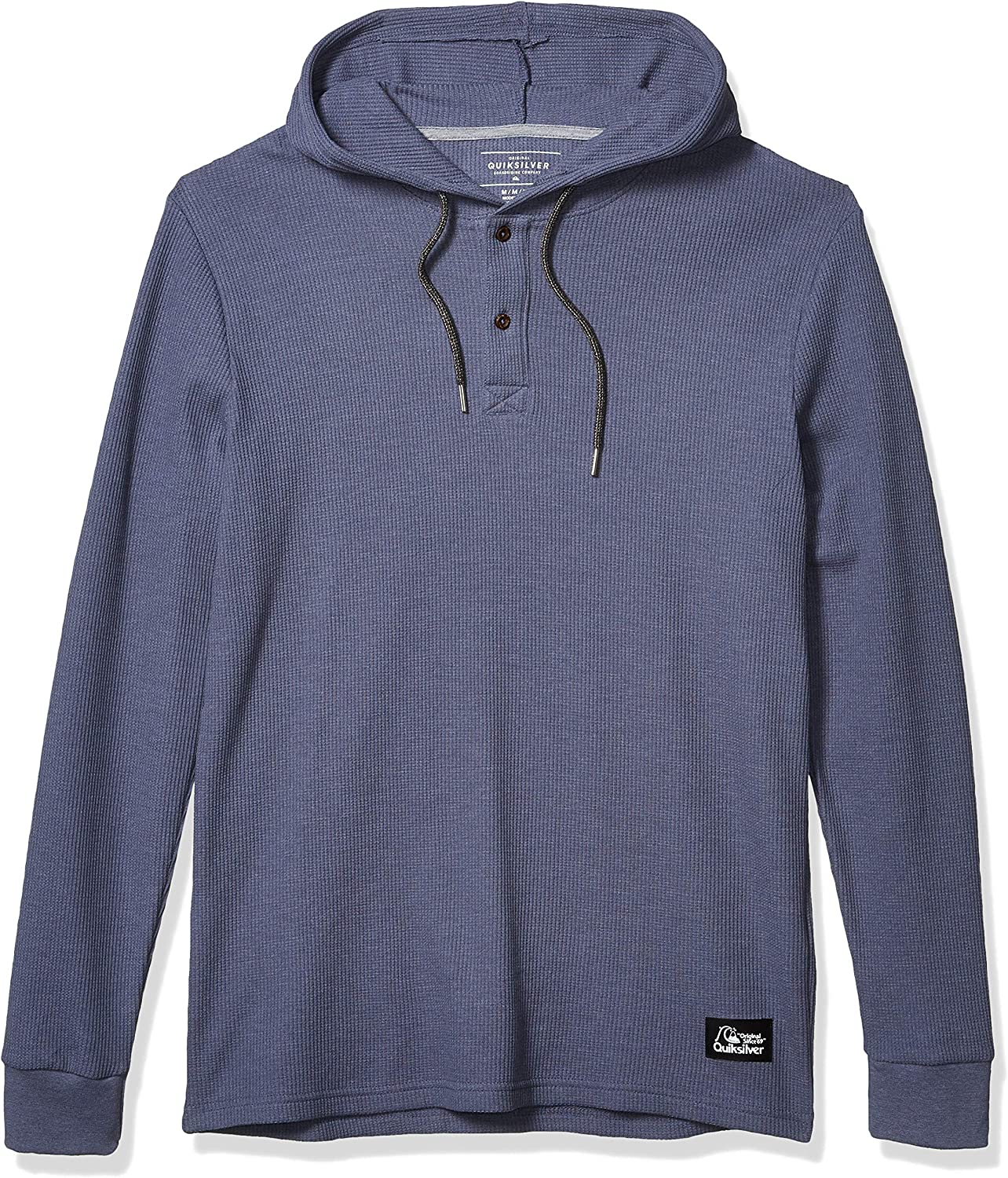 Quiksilver Mens Rio Real Hoody Knit