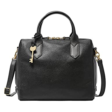 9bbbf5ae34 Amazon.com  Fossil Fiona Satchel  Fossil  Clothing