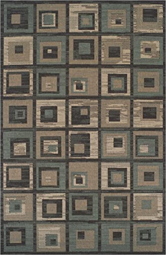Safavieh Natural Fiber Collection NF368D Hand-woven Jute Area Rug