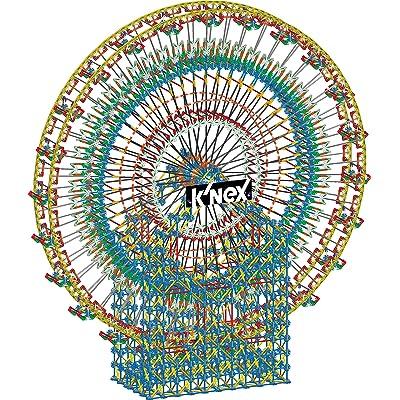 K'NEX Thrill Rides 6-Foot Ferris Wheel: Toys & Games