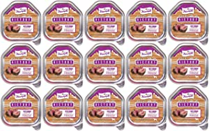 Triumph 15 Pack of Meals of Victory Venison Recipe Wet Dog Food, 3.5 Ounces Per Cup