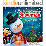 """ The Warm-Hearted Snowman "" (Children's bedtime story picture book Book 1)"