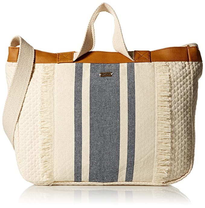 Amazon.com: Roxy Bahamas Lov bolsa de hombro, Blanco, talla ...
