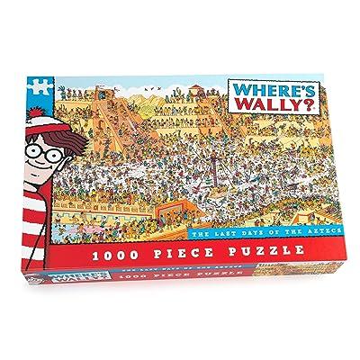 Wally Aztecs Puzzle: Juguetes y juegos