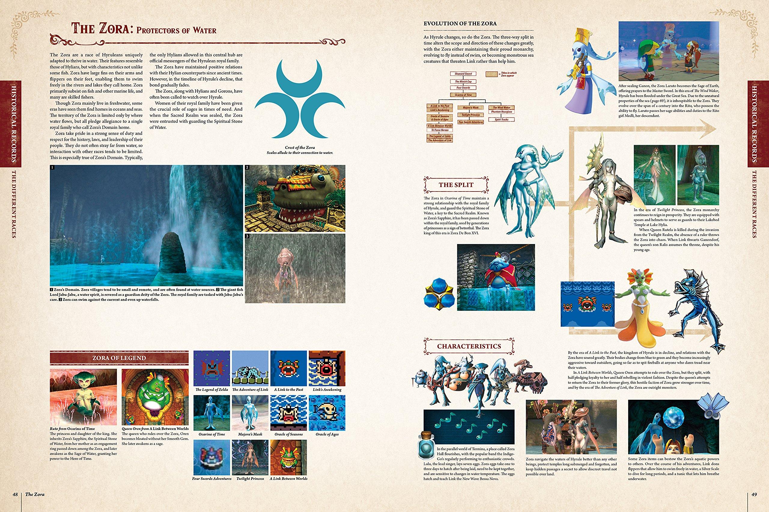 Amazon Com The Legend Of Zelda Encyclopedia 9781506706382 Nintendo Books