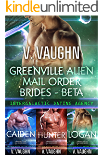 Greenville Alien Mail Order Brides - Beta - Box Set