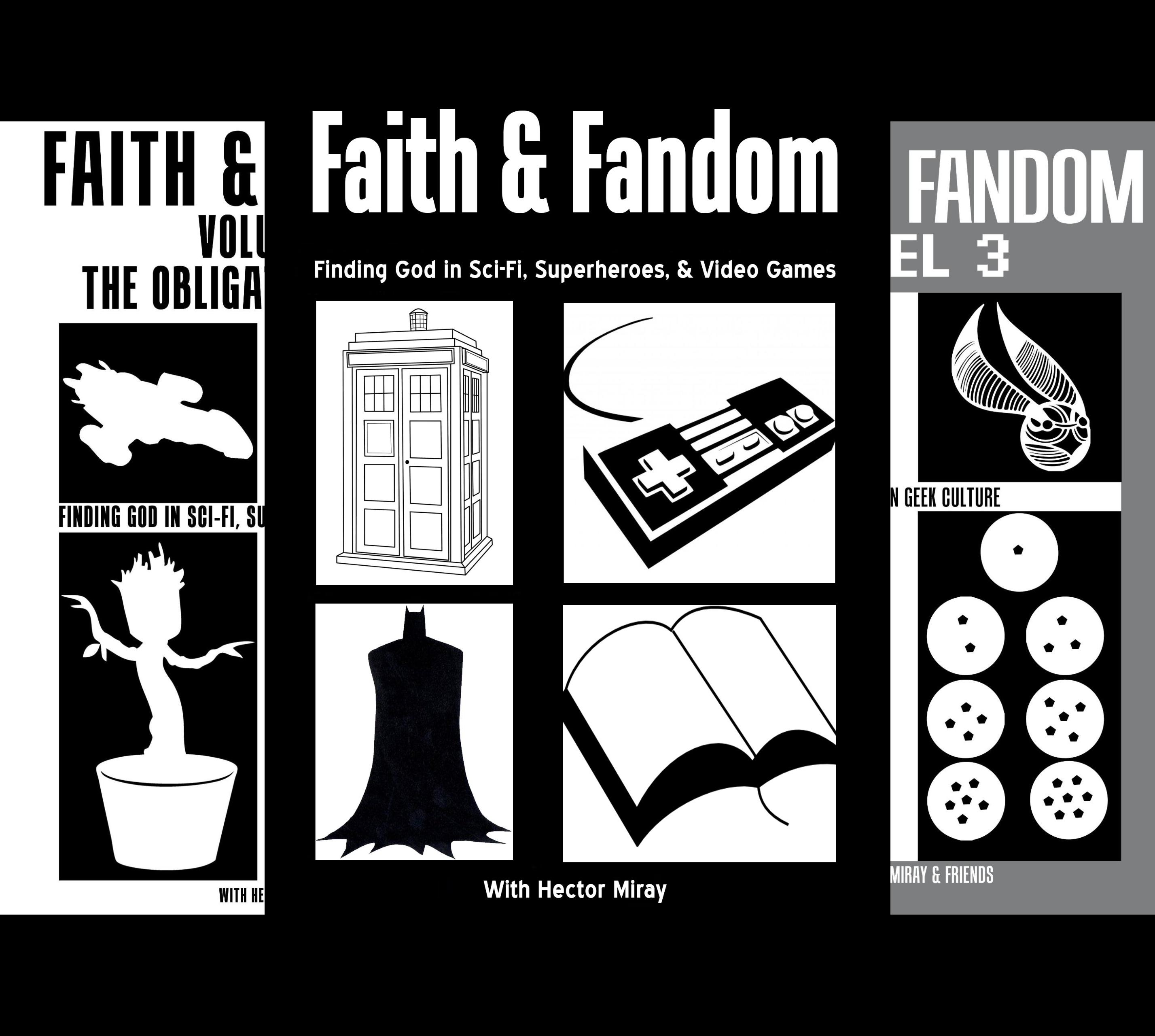 Faith & Fandom (4 Book Series)
