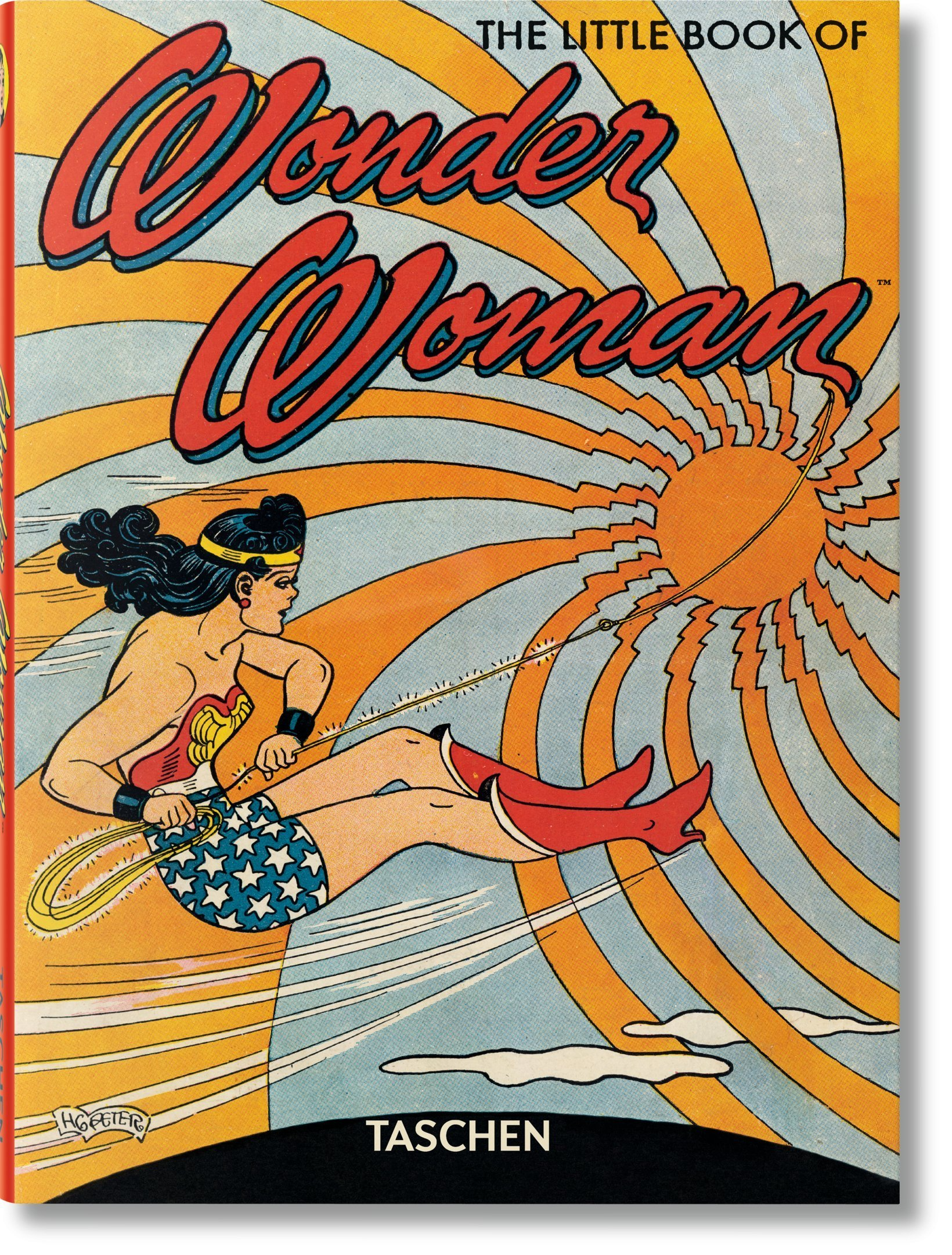 The little book of Wonder Woman (Piccolo) (Inglés) Tapa dura – 9 nov 2015 Paul Levitz Taschen 383652368X ART / General