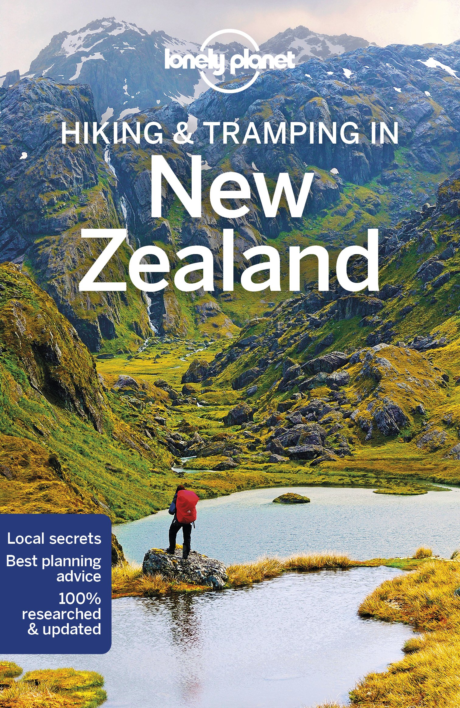 Lonely Planet Hiking & Tramping in New Zealand (Travel Guide) Paperback – December 18, 2018 Andrew Bain Jim DuFresne 1786572699 General Adult