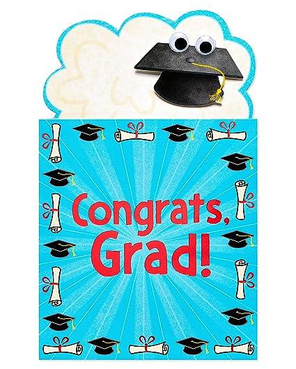 Amazon american greetings sharp cornered objects graduation american greetings sharp cornered objects graduation card m4hsunfo