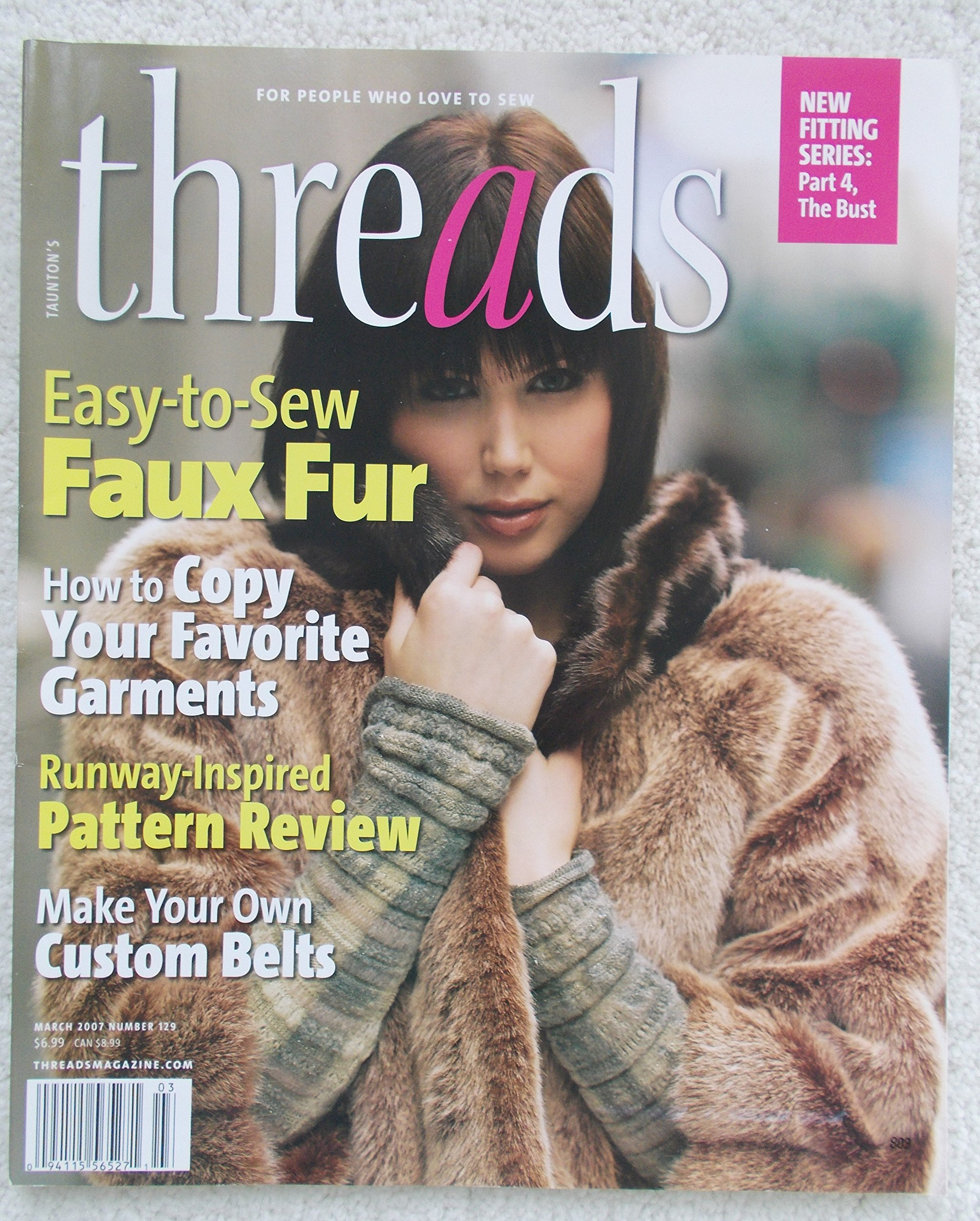 Download Threads Magazine March 2007 Number 129 PDF