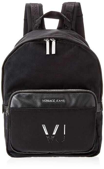 Versace Jeans Hombre Logo Vj Mochila