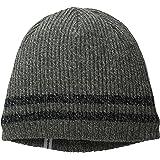 FU-R Headwear Turtle Fur Men's Mr. Happy, Fleece Lined Slouchy Knit Beanie