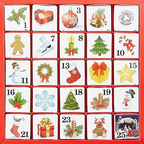 english tea shop tee adventskalender christmas ornaments 25 einzelne boxen mit wurzigen bio