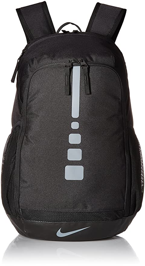 122e15aa6d Image Unavailable. Image not available for. Colour  Nike Men s HPS ELT  VRSTY Black Grey Backpack