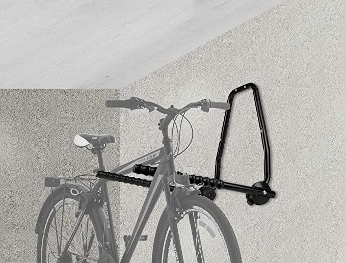 EUFAB 16404 - Soporte de Pared para 3 Bicicletas: Amazon.es: Coche ...