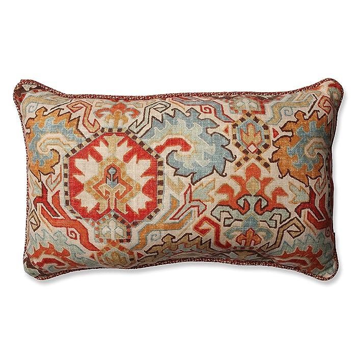 """18.5""""x11.5"""" Madrid Sedona Rectangular Throw Pillow - Pillow Perfect"""