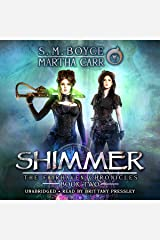Shimmer: The Revelations of Oriceran: The Fairhaven Chronicles, Book 2 Audible Audiobook