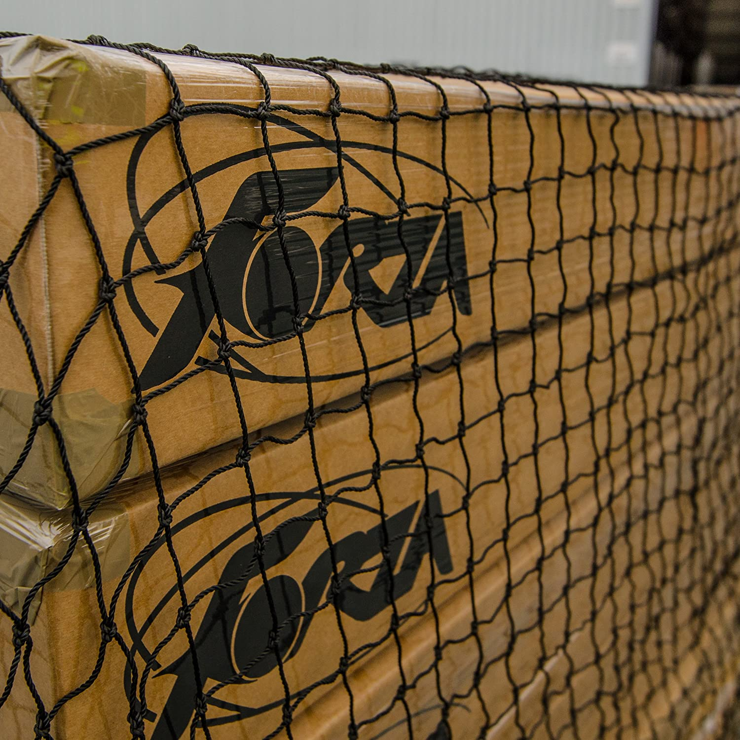 Heavy Duty Skip Net Net World Sports The best cargo net for securing loads in trailers 20ft x 10ft skips and warehouses.