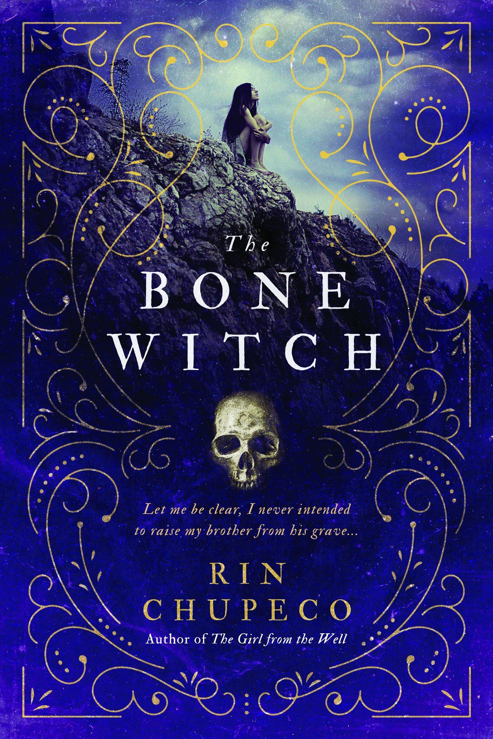 Amazon.com: The Bone Witch (0760789258824): Chupeco, Rin: Books