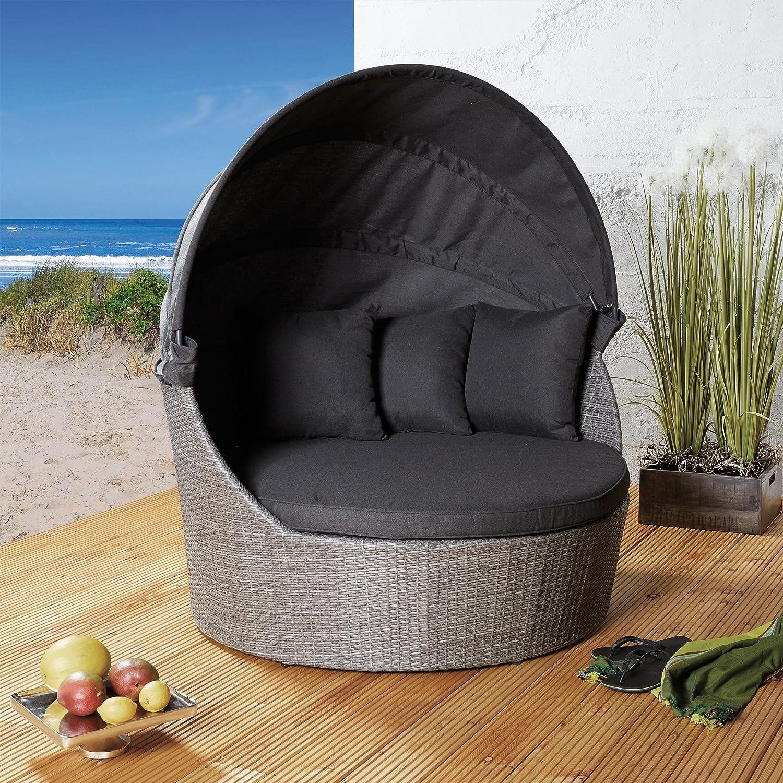 liegeinsel wohnzimmer rattan liege dumss rattaninsel3 deluxe wohnzimmerrattan auf neue. Black Bedroom Furniture Sets. Home Design Ideas