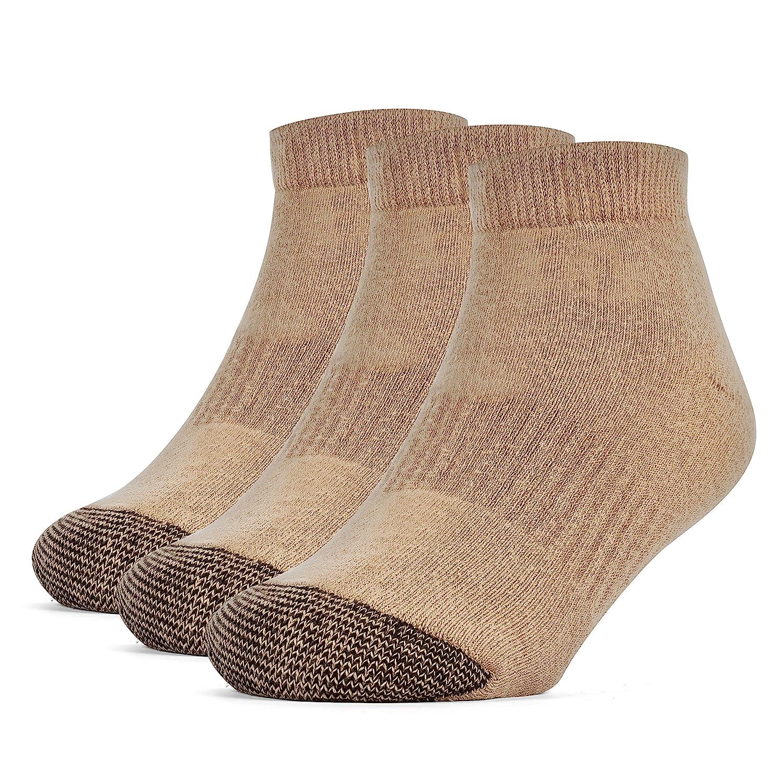 3 Pairs GL221 Galiva Boys Cotton Extra Soft Low Cut Cushion Socks