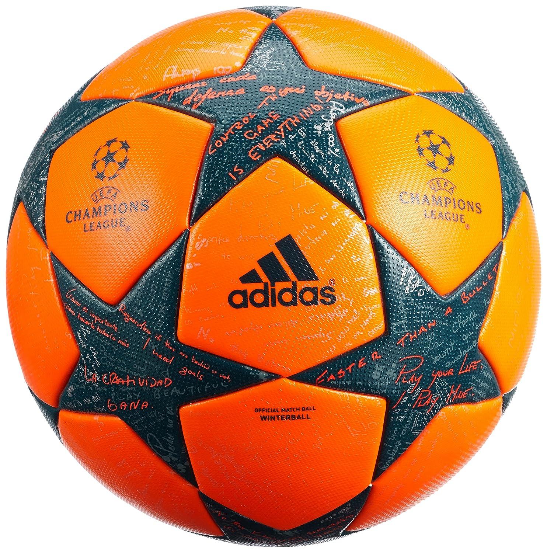 adidas Finale16 Ombwin Balón, Hombre, (Narsol/Plamet/Vertec), 5 ...