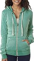 Weatherproof W2350 Ladies Blended Angel Sanded Hooded Fleece