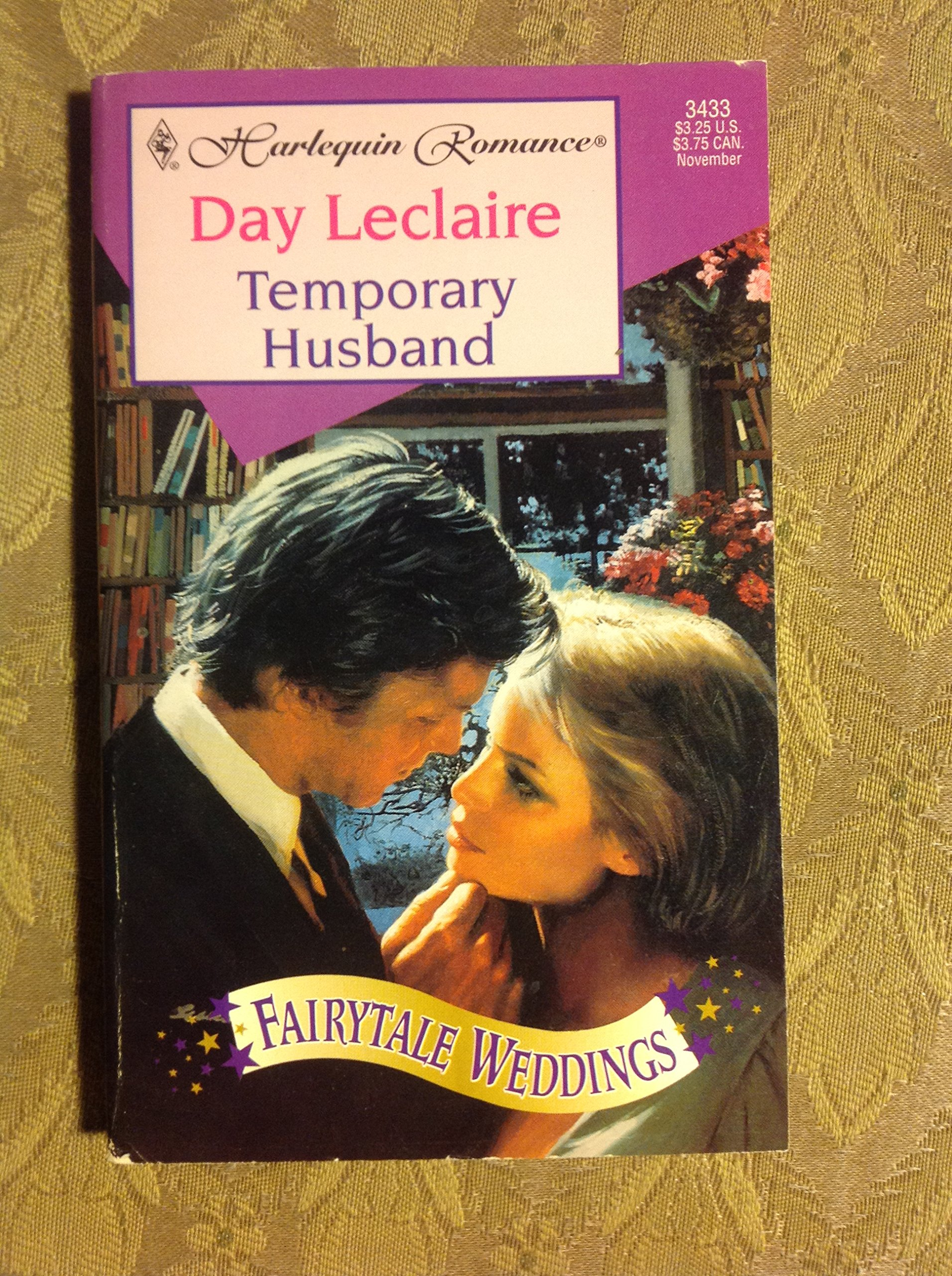 Temporary Husband Fairytale Weddings Trilogy Day Leclaire
