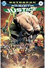 Justice League (2016-2018) #10 Kindle Edition