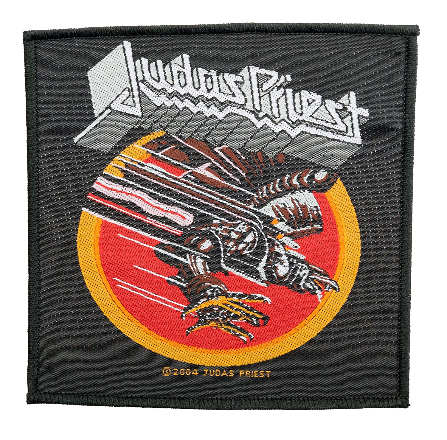 Judas Priest Screaming For Vengeance tejido y licencia oficial Parche