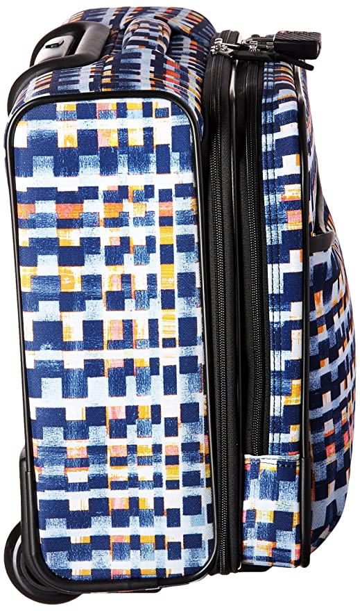 Amazon.com  Vera Bradley Iconic Rolling Work Bag 5c0d5aa87c811