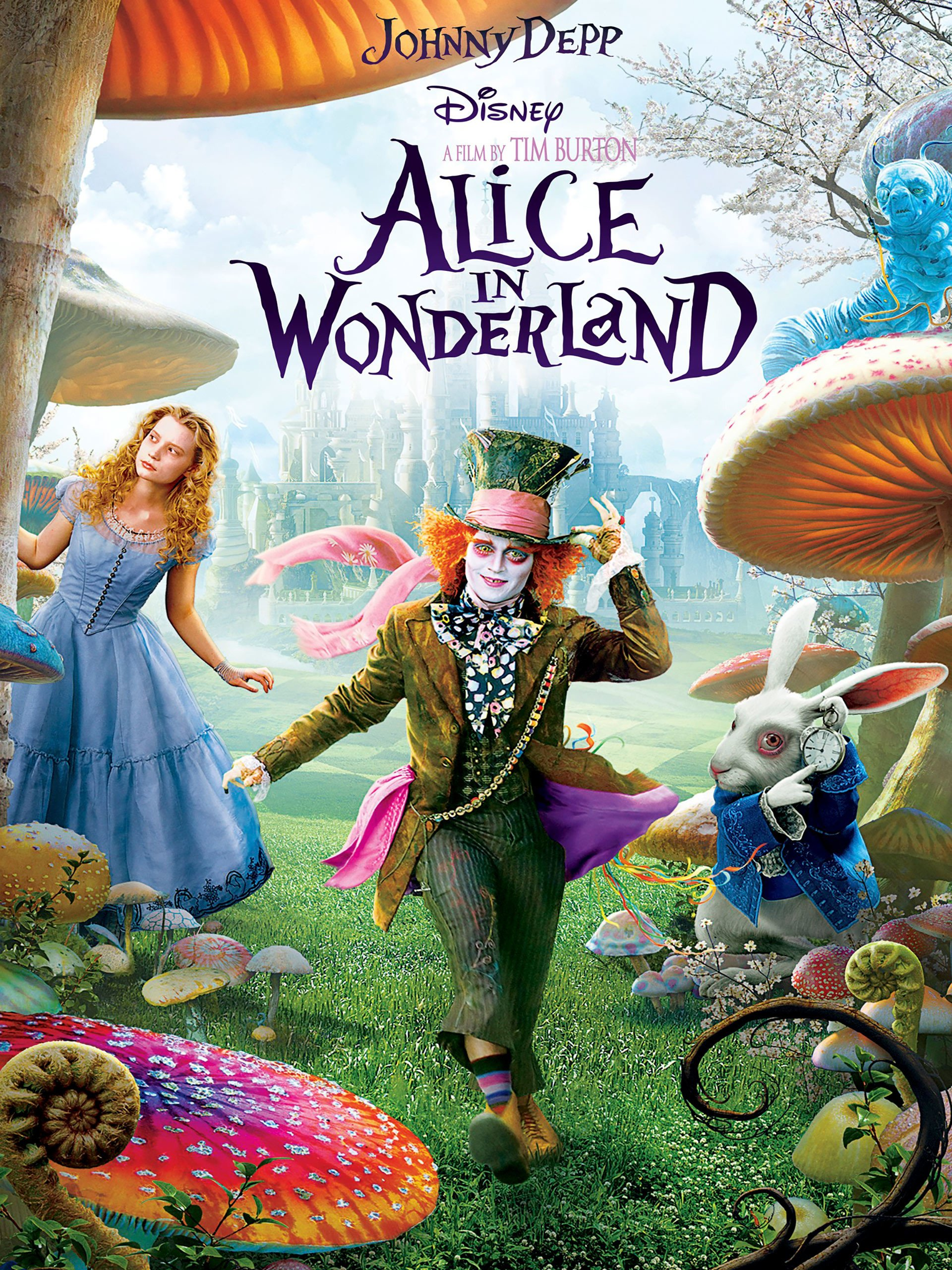 Alice in Wonderland (2010) by
