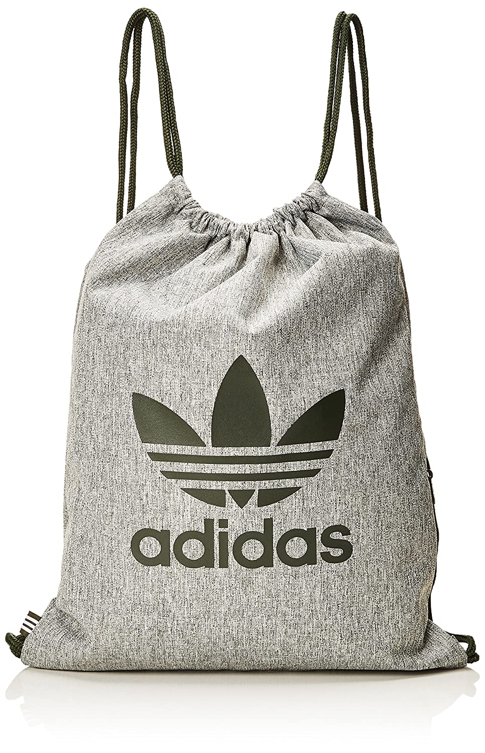 adidas Gymsack Sport Bag – Ess grey/black Night Cargo One Size CE2384