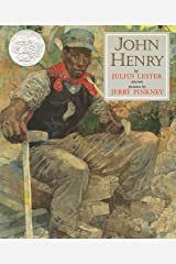 John Henry (Picture Puffins) Paperback