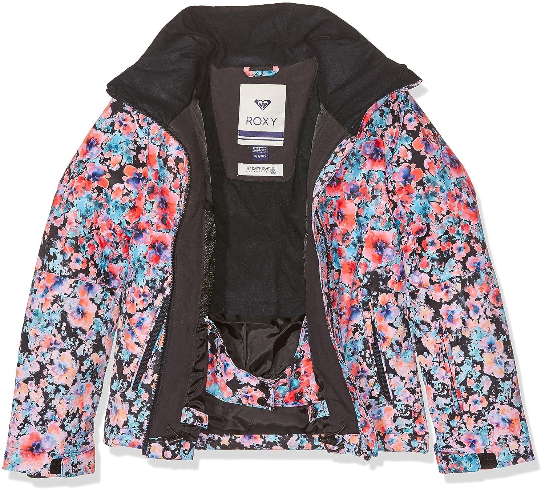 Roxy Girls Jet Ski Girl Jet Ski Snow Jacket Roxy Amazon