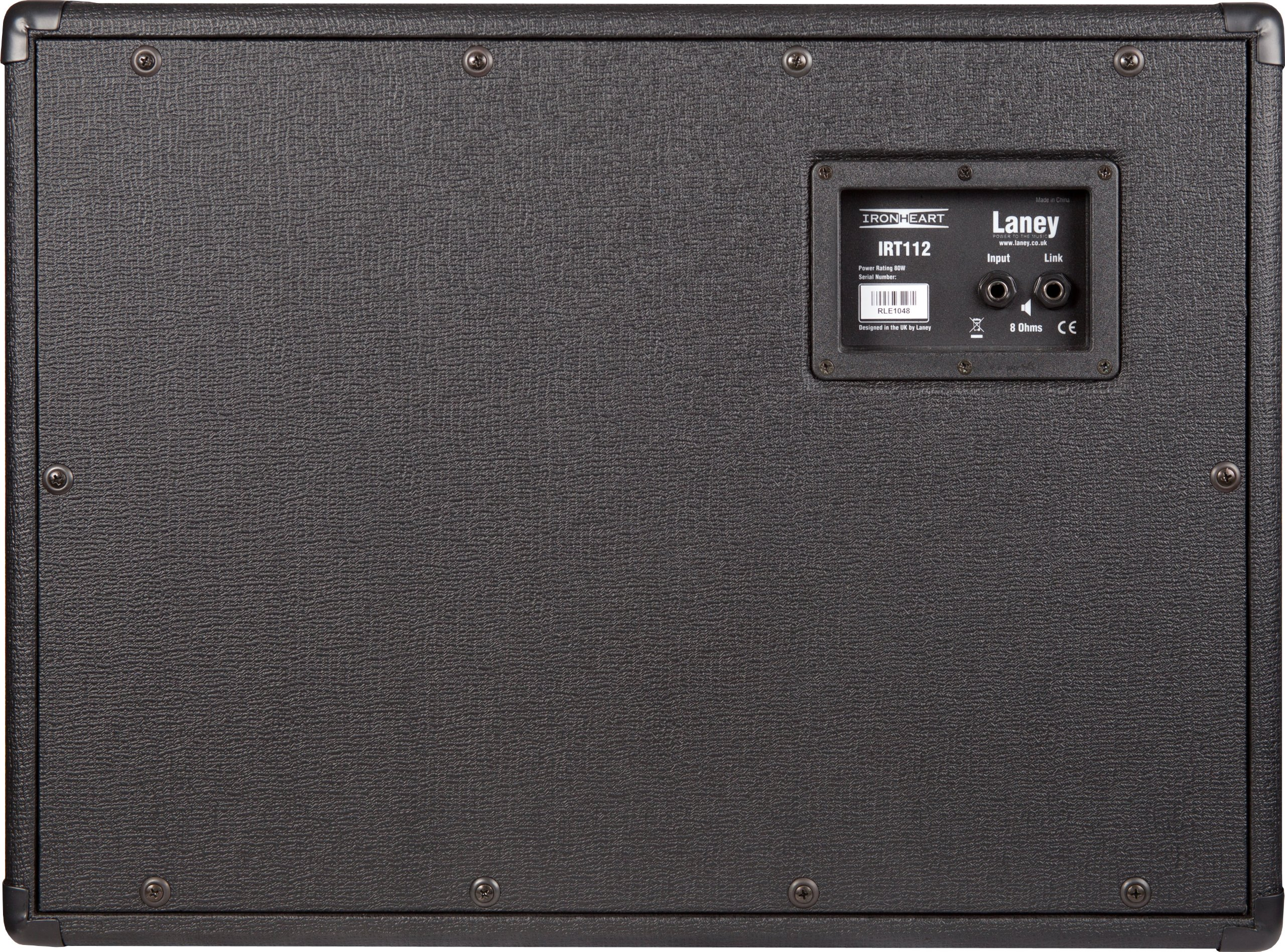 Laney Amps IRT112 Guitar Amplifier Cabinet by Laney Amps