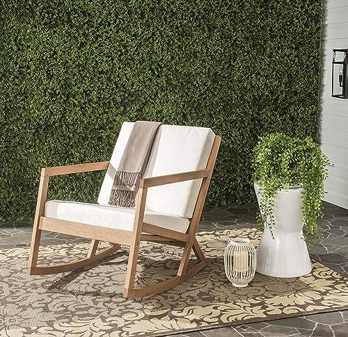 Safavieh Outdoor Collection Vernon Rocking Chair - a good cheap outdoor rocking chair