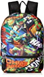 "Nickelodeon Boys' Tmnt Chuck This Out 16"" Backpack"