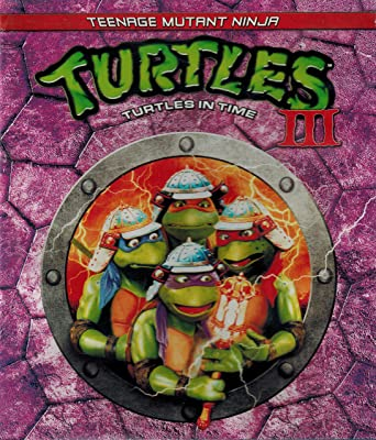 Amazon.com: Teenage Mutant Ninja Turtles III: Turtles In ...