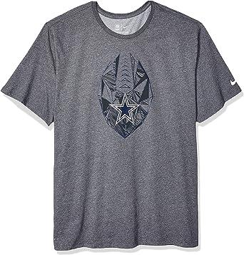 Dallas Cowboys NFL Mens Nike Modern Icon Tee